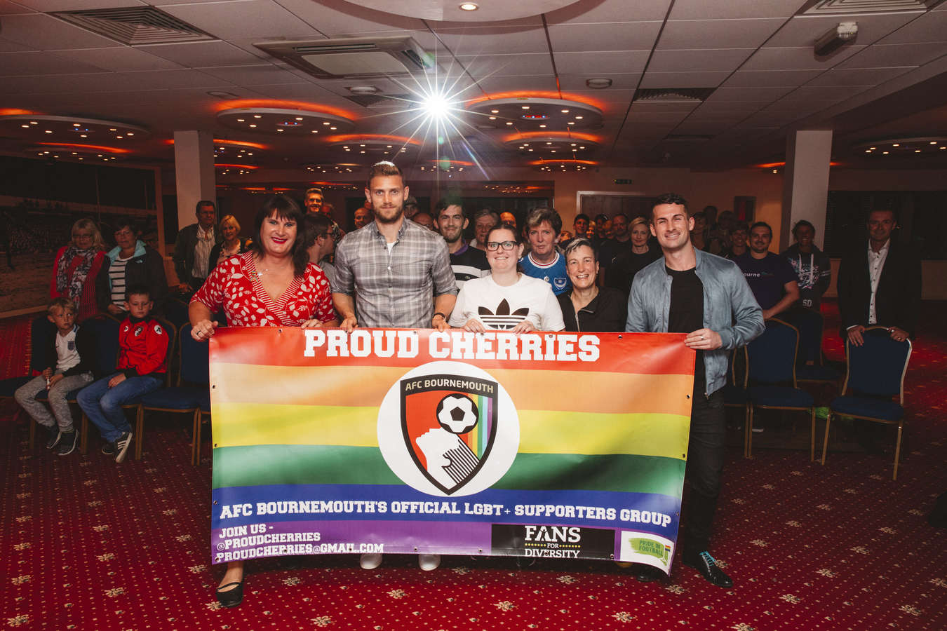 Cherries to Host an Evening with Proud Cherries
