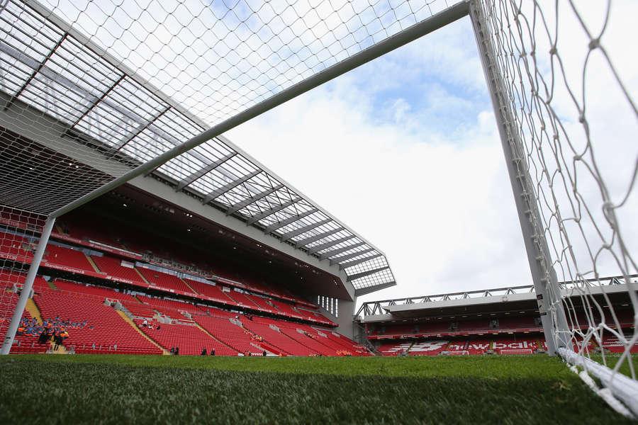 Liverpool ticket information