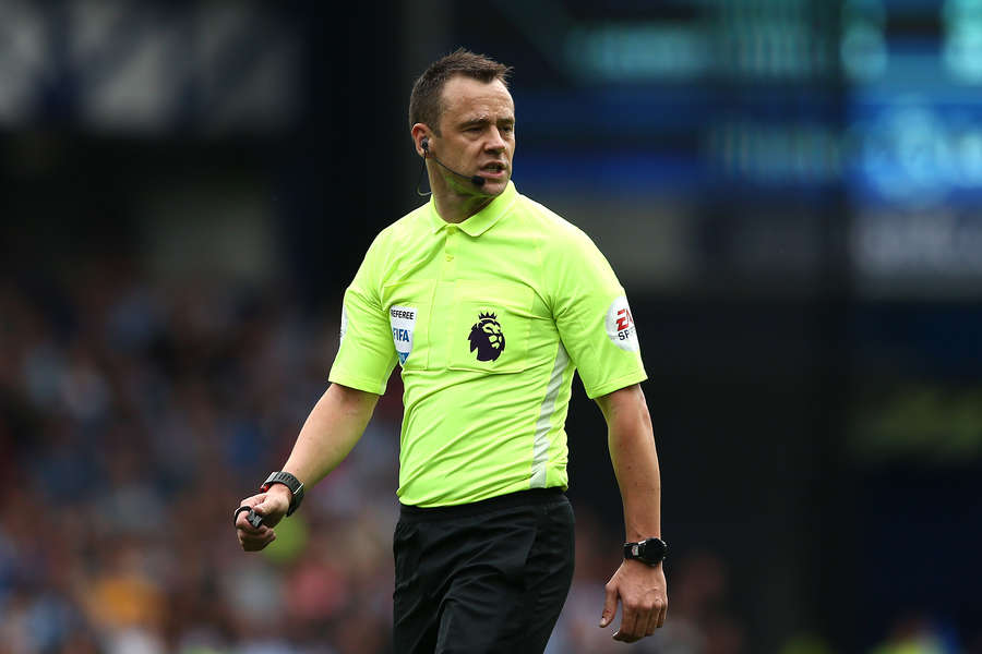 Ref watch: Attwell to officiate at City